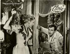 Original Kino Aushang Photo, Clivia, von 1954