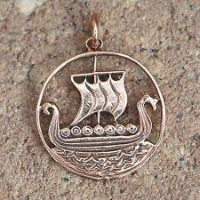 Edda Sigrdrífomál Schiff Wikingerschiff Vikings Wikinger Anhänger Amulett