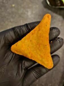Puffy Dorito Chip - Cheese Surpeme rarest of all the puffy corn chips!