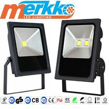 LED Commercial Floodlight Security light Outdoor  IP65 50W 100W Cool White