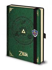 Legend Of Zelda A5 Notebook-enlace Verde nota Libro Bloc de notas Jotter Diario