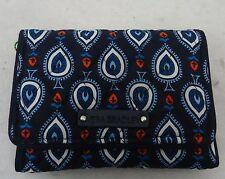 Vera Bradley  Petite Trifold  Wallet Marrakesh Motifs   NWT