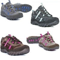 Trespass Fell Ladies Lightweight Hiking Trainers Trekking Boots Walking Shoes