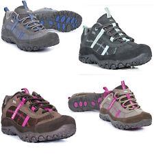 Trespass Fell Ladies Lightweight Hiking Trainers Trekking Boots Walking Shoes