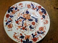 Vintage Japanese Classic Hand Painted Imari Collectable & Decorative Plate