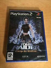 Tomb Raider : L'Ange des ténèbres - Jeu PS2 neuf sous blister