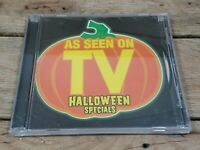 New Factory Sealed Halloween Special As Seen On TV CD Halloween Spooky Sounds