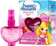 Little Fairy Perfume for girls Happy Moments Strawberry Scented Water 23 ml