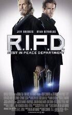 R.I.P.D. Rest In Peace Department - original DS movie poster - D/S 27x40