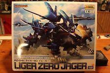 Zoids HMM 030 RZ-041 Liger Zero Jager Mint in Box