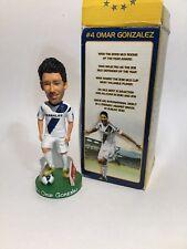 Omar Gonzalez LA GALAXY 2009 ROY MLS Soccer STADIUM PROMO Bobblehead SGA