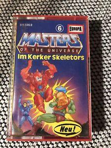 MC Kassette He-Man, Masters of the Universe / Folge 6 Im Kerker Skeletors