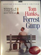 Forrest Gump (DVD, 2001, 2-Disc Set, Collectors Edition- Checkpoint)