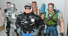 1991 Terminator 2 Kenner Figuras De Acción T-1000 arnold-schwarzenegger John Connor