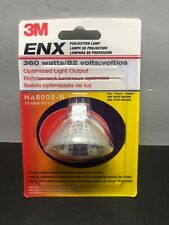 3M ENX HA 6000-R Projection Lamp  ( 360 WATTS / 82 VOLTS ) BRAND NEW