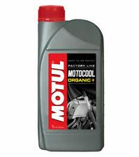Motul Motocool Organic+ 1L Liquido Refrigerante per Moto