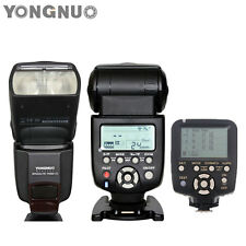 Yongnuo YN560TX LCD Wireless Flash Controller + 2PCS YN560III Flash for Canon