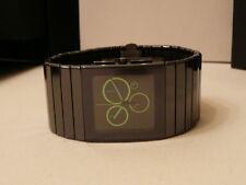 Rado Ceramica XXL Chronograph Schwarz/Grün R21714192 NEU + OVP