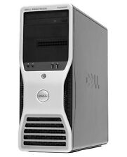 Dell T3500 Workstation Intel X5670 nvidia quadro 2000D 128GB SSD 250GB HDD W10