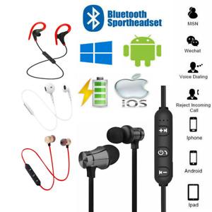 Bluetooth Earphones Headphones Headset For Apple iPhone 7 8 11 12Pro X SE 2020