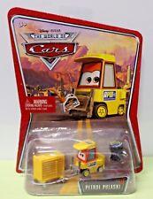 PETROL PULASKI Disney Pixar Cars MINT Diecast RPM Pitty World WoC M6122 NEW