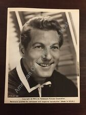 "DANNY KAYE - 1961 ""Hollywood Publicity Photo"" 8x10 portrait (Paramount) GREAT!"