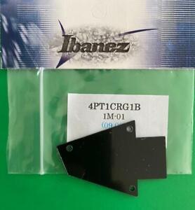 Ibanez Black Plastic TRUSS ROD COVER fits KOREAN Guitars RG Ergodyne Gio