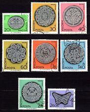Hungary - 1964 Lace from Halas- Mi. 2000-07 VFU