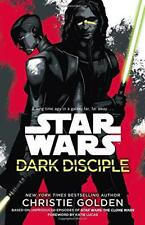 Star Wars: Dark Disciple Par Golden, Christie, Neuf Livre ,Gratuit & , ( P