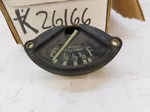 Hillman Minx Series I & II  Fuel Gauge  K26166  Smiths FG6232/00   NOS  1957-58