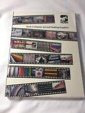 1985 Rush Company Art and Drafting Supplies Catalog