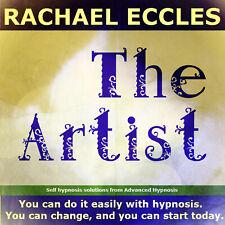 The Artist: Enhance Creativity, Skill, Confidence & Imagination Self Hypnosis CD