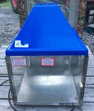 Wisco 690 Food Warmer Cabinet Food Oven Display Sandwich 2 Door 690 16 29