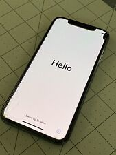 iPhone X 64GB Unlocked Space Gray