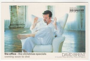 BBC The Office. The Christmas Specials. David Brent.