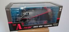 THE A-TEAM VAN 1:18 DIECAST MODEL CAR 1983 GMC VANDURA GREENLIGHT 13521 28cm