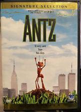 Antz (Dvd, 1999, Signature Selection) Amazing Condition! Excellent Set .