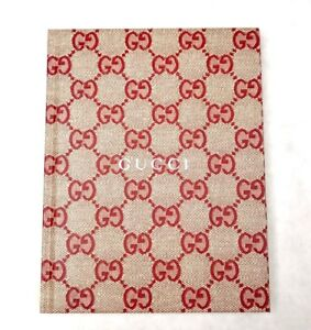 """New Baila 2018 Special Appendix GUCCI Notebook """"MY SCRAPBOOK"""" Limited Edition"""