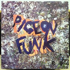 "Pigeon Funk 12"" EP Mint- PROP 001 Vinyl 2001 Abstract Minimal German w/Insert"