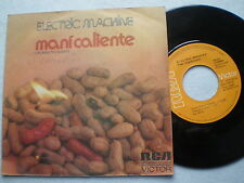 ELECTRIC MACHINE Samantha Viene A Casa SPAIN 45 1973 Mr TOYTOWN POP PSYCH GEM