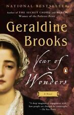 Geraldine Brooks:  Year of Wonders, A Novel of the Plague (2002, Paperback) NEW