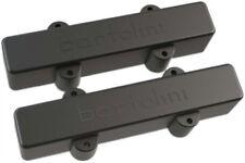 Bartolini 57J L1/S1 5-String American Standard J-Bass Neck/Bridge Pickup Set NEW