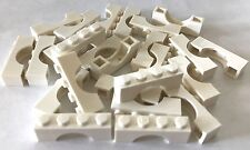 *NEW* 25 Pieces Lego WHITE 1x4x1 ARCHES ARCH 3659