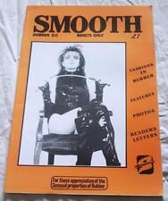 Smooth Magazine From Swish Publications No 80   Latex & Leather Fashion Magazine