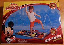 Disney Junior Mickey Mouse Music Mat Interactive Piano