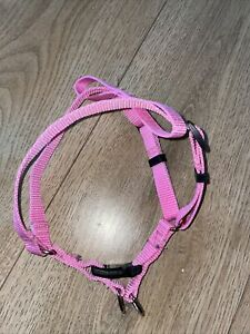 Pink Fog Harness - Size Small