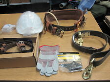 COMPLETE CN19072AR Personal Protective Equipment Tree Climbers KIT Klien