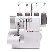 SINGER 14CG754 ProFinish 2-3-4 Thread Serger With Machine Intro DVD
