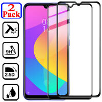 [2-Pack] Full Tempered Glass Screen Protector For Xiaomi Mi 9 9T 8 A1 A2 A3 Lite