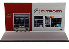 Diorama présentoir Citroën - 3 inch   1/64ème - #3in-2-C-C-006